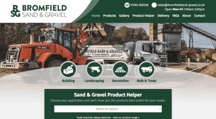 Bromfield Sand & Gravel